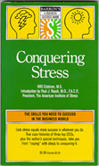 Conquering Stress Self Help Book